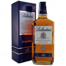Ballantines 12 лет 1 л (Сем)
