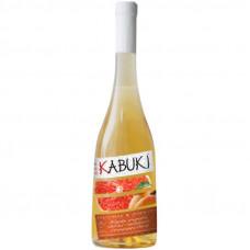 Вино Кабуки Персик - грейпфрут 0.7