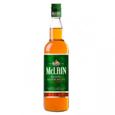 McLain blended scotch whisky 0.5