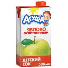 Сок АГУША 0,5 л в ассортименте