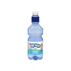 Вода питьевая АГУША Детская б/газа 0,33 л