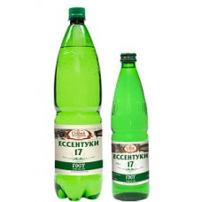 Вода минеральная ЕССЕНТУКИ №17 1,5 л