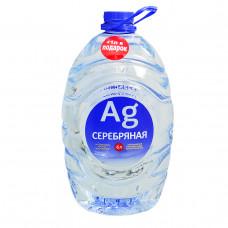 Вода питьевая Серебрянная 6л