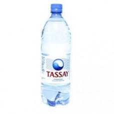 Вода Tassay негазированная 1л