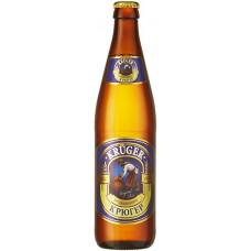 Пиво Крюгер Светлое 0,5