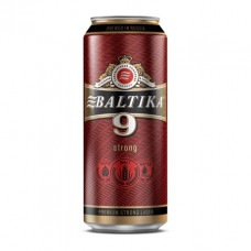 Пиво Балтика-9 0,5 ж/б