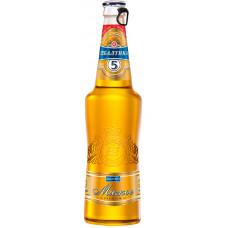 Пиво Балтика-5 мягкое 0,5 бут