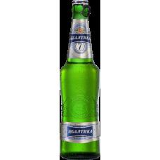 Пиво Балтика-7 0,5 бут.