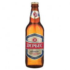 Пиво Дербес Крепкое 0,5 бут.