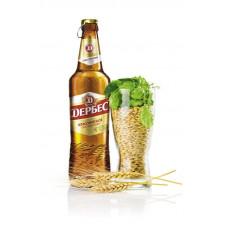 Пиво Дербес Классическое 0,5 бут.