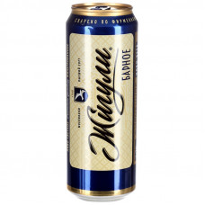 Пиво Жигули Барное 0.5 ж/б