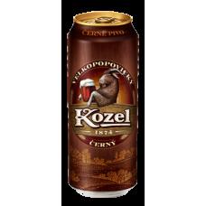Пиво Велкопоповицкий Козел Темное 0,5 ж/б