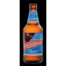 Пиво Карагандинское 0,5 бут. Крепкое