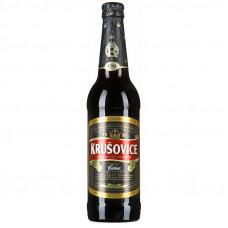 Пиво Krusovice Темное 0.5 бут
