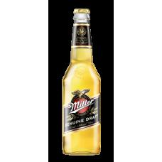 Пиво Миллер Дженьюин Драфт 0,33 бут.