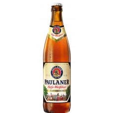 Пиво Paulaner Hefe-weissbier 0.5 бут