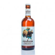 Пиво Сибирский Пивовар 0,5