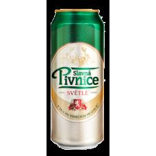 Пиво Slavna pivnice 0.5 ж.б