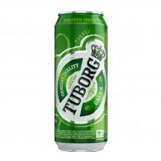 Пиво Tuborg Green 0,5 ж/б