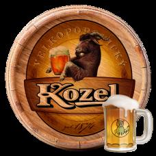 Пиво Велкопоповицкий козел светлый