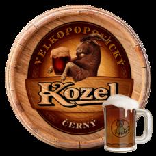 Пиво Велкопоповицкий козел темный