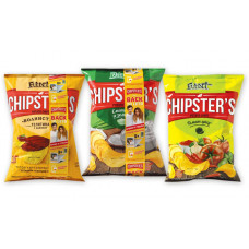 Chipsters в ассортименте 60 г