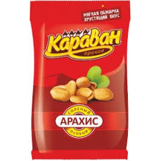 Арахис Караван орехов особый 90 гр