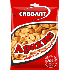 Арахис 200 гр Сиббалт в ассортименте ж/с в/у