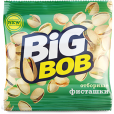 BIG BOB Фисташки 100 г