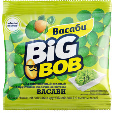 BIG BOB Арахис Васаби 60 г