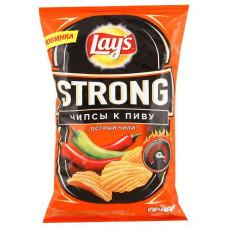 Чипсы LAY`S Strong в ассортименте 145 гр