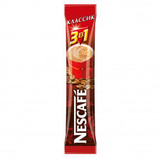 Кофе Нескафе 3в1 классик 16г