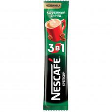 Кофе Нескафе 3в1 крепкий 16г