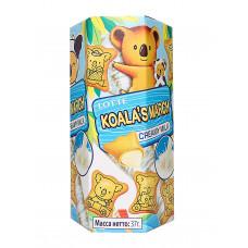 Печенье Коала Мач молочно-кремовое 37г