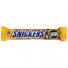 Шоколад Сникерс с семечками